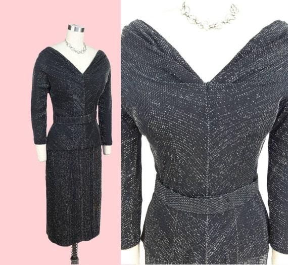Vintage 1940s Dress Set XS/S ~ Vixen 40's Skirt To