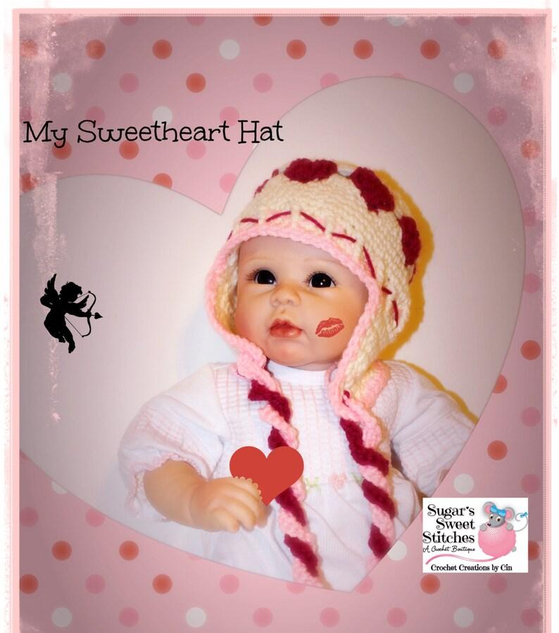 My Sweetheart Hat