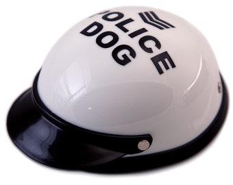 Dog's Helmet, Dog's Biker Helmet, Safety Helmet for Small Pets, Costume Helmet for pets between 5-8 lbs.