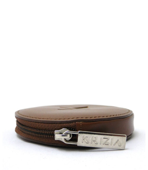 Krizia leather wallet - image 4