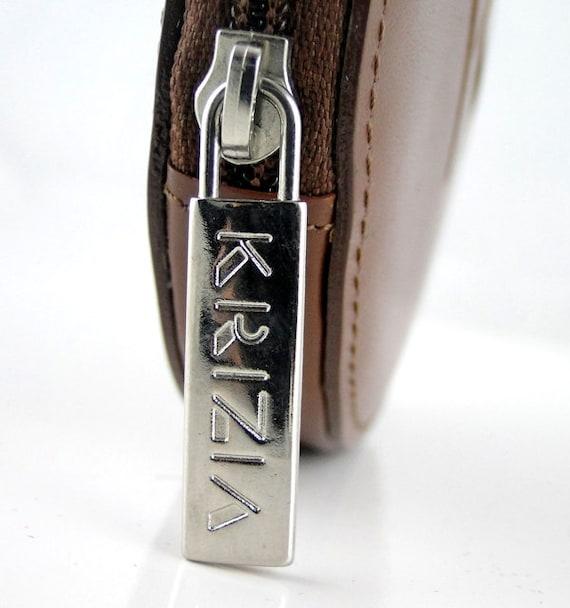 Krizia leather wallet - image 5