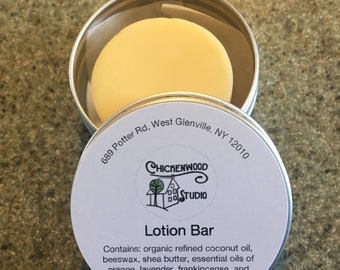Chickenwood Lotion Bar