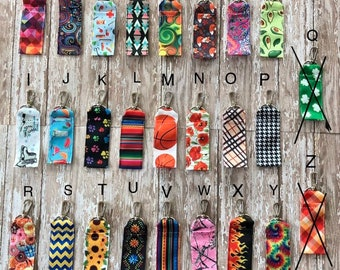 Lip Balm Holder w/ Swivel Clip, stocking stuffer, wedding favor, party favor