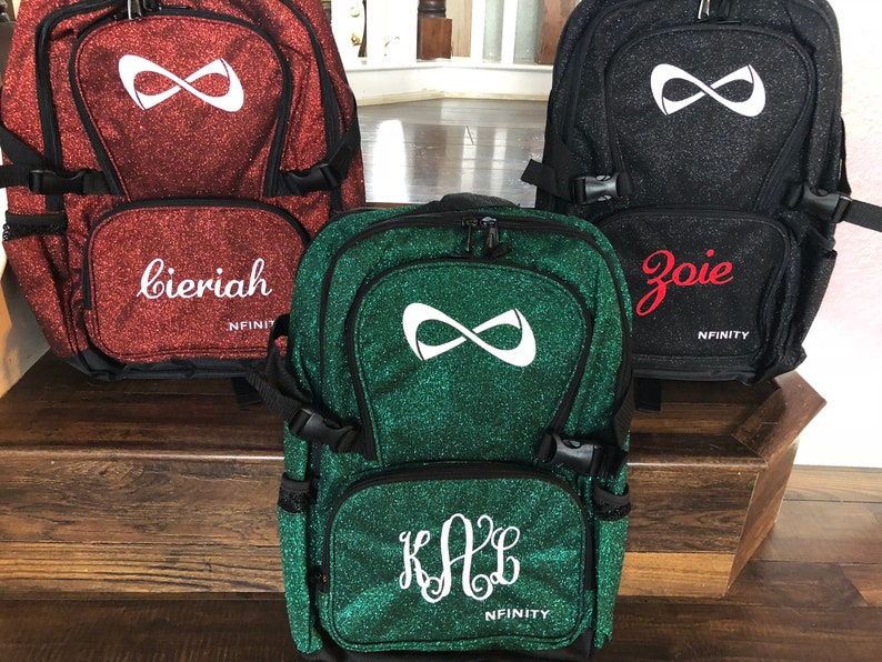 Nfinity sparkle backpack for sale