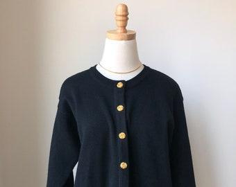 Vintage | Talbots | Wool | Cardigan
