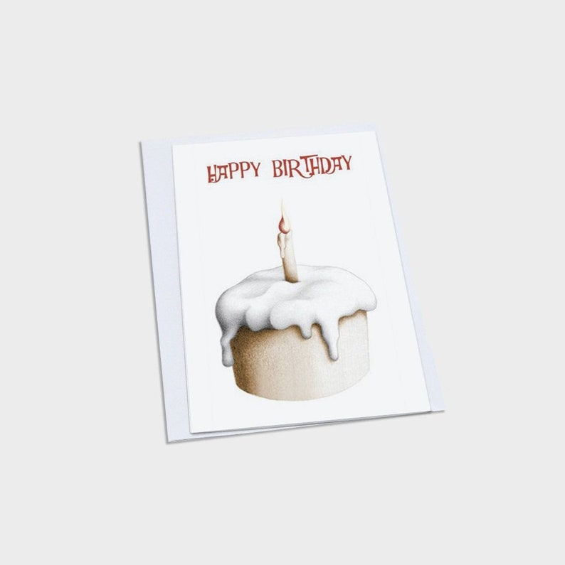 Birthday Cupcake Cards & Matching Gift Tags image 0