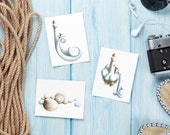 Lighthouse Illustrated Greeting Cards & Gift Tags