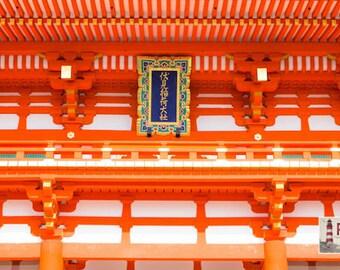 Japan Photography, Japanese Photos, Fushimi Inari Shrine, Kyoto, Japan