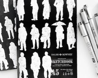Streets of Japan Sketchbook #1