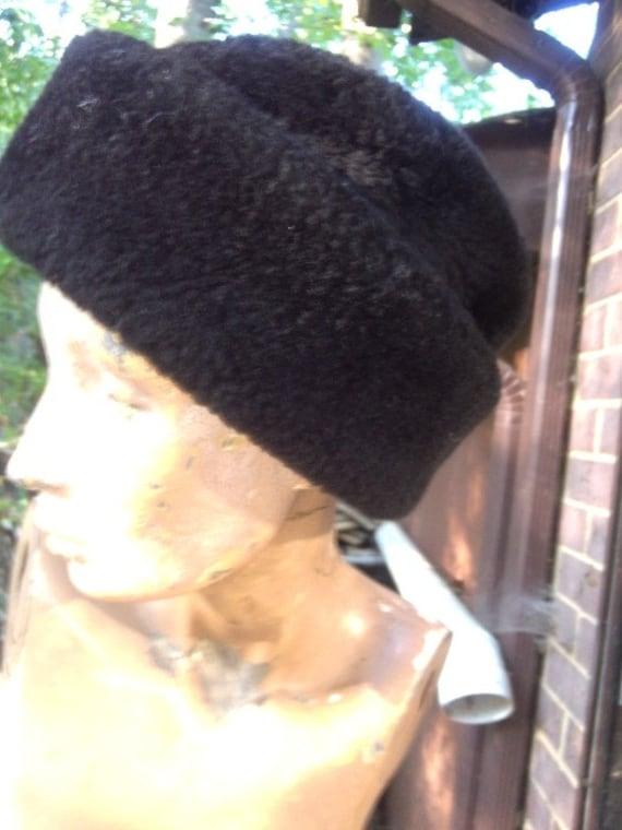 Hat Mouton Lamb Russian style Unisex Ushanka
