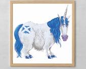 Saltire Unicorn