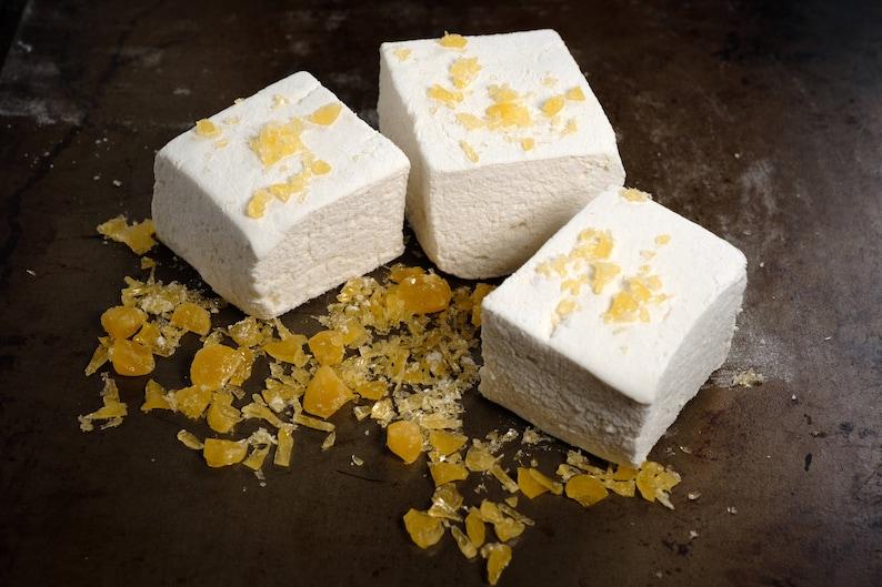 Butterscotch Marshmallows  1 dozen Gourmet homemade image 0