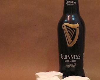 Guinness Marshmallows  - 1 dozen Stout Beer Gourmet homemade marshmallows - St. Patrick's Day