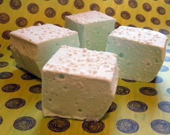Margarita Marshmallows  - 1 dozen homemade marshmallows