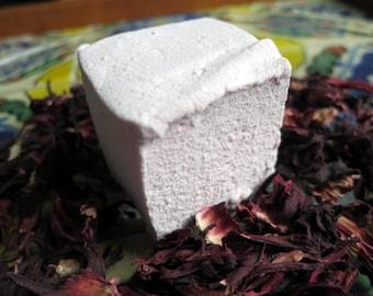 Hibiscus - Agua de Jamaica - Marshmallows - 1 dozen Gourmet homemade marshmallows