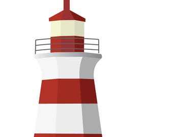 Lighthouse - Digital or Paper Print
