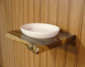 Rustic Soap Dish Holder