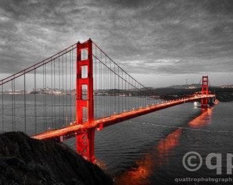 """Golden Gate Bridge San Francisco 24x36"""""""