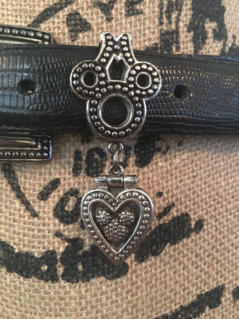 Disney Mickey Mouse Brighton Leather Waist Belt
