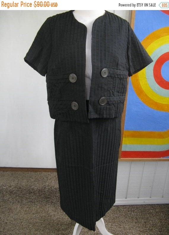 FALL SALE 40s Three Piece Suit Set by Lady Brief /