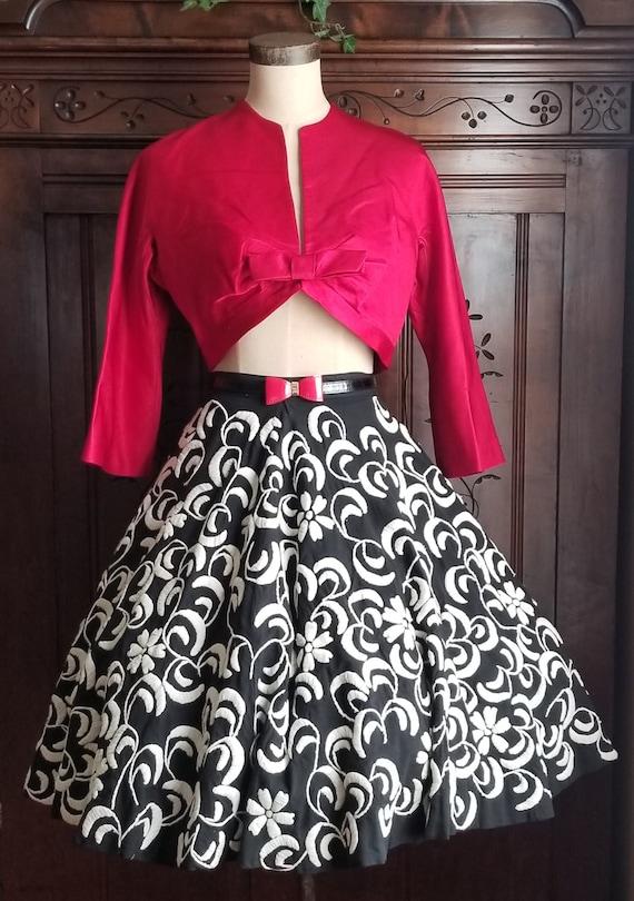 50s // Rodelle blouse