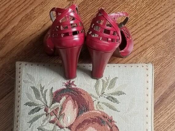 40s // Veronica heels