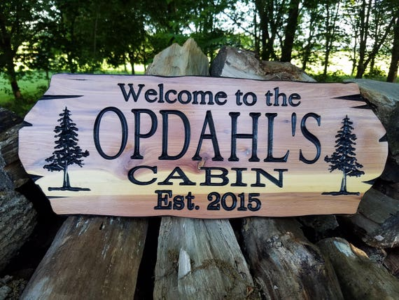 Custom Outdoor Name Signs Custom Wooden House Signs Custom Wood Signs Custom Wooden House Signs Personalized Wooden Signs Cedar Sign 314