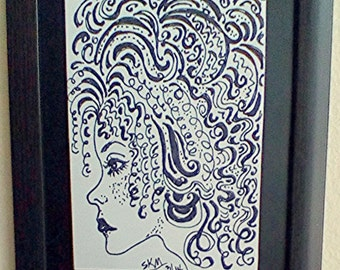ZENTANGLE PROFILE