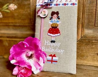 "PDF digital file ""Happy Birthday """