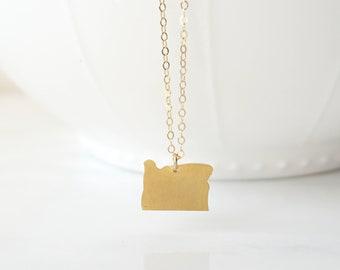 Pennsylvania Necklace \u2022 Pennsylvania State Charm Necklace \u2022 Pennsylvania Shaped Necklace