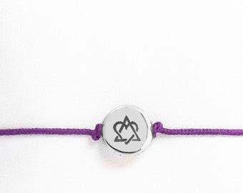 Adoption Bracelet, Adoption Jewelry, Adoption Gft, Adoption Symbol, Adoption Gifts, Birth Mother Gift, Adoption, Charm Bracelet