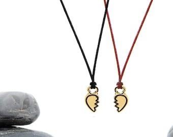 Friendship Necklaces, Set of 2
