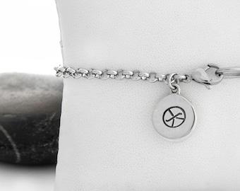 Balance Charm Bracelet