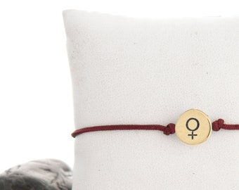 Small Venus Friendship Bracelet