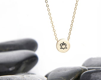 Adoption Jewelry, Adoption Gift, Adoption Necklace, Adoption Gifts, Foster Parent, Adoption Symbol, Personalized, Adopt, Birth Mother Gift