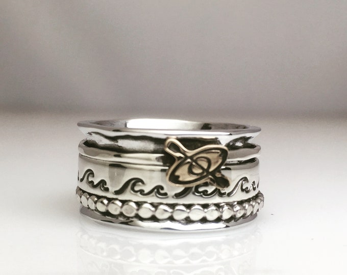 Featured listing image: Kayak Adventure Spinner Ring