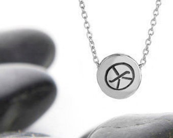 Balance Sliding Charm Necklace