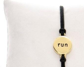 Marathon Jewelry, Running Jewelry, Running, Marathon, Running Bracelet, Gifts For Runners, Half Marathon, Run, Marathon Gift