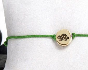 Turtle Friendship Bracelet