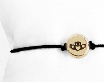 Claddagh Friendship Bracelet