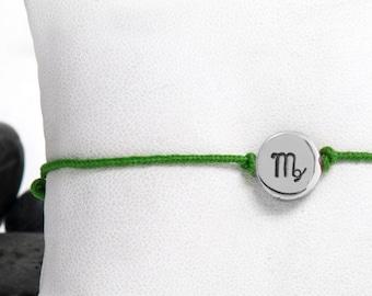 Virgo Friendship Bracelet