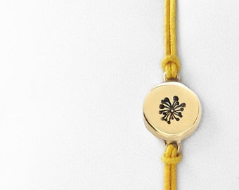 Make a Wish Dandelion Friendship Bracleet