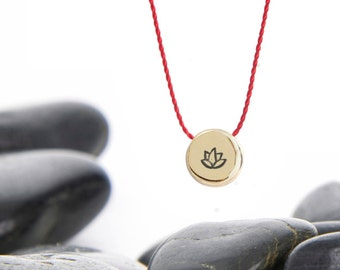 Yoga Jewelry, Lotus Flower, Yoga Necklace, Lotus, Lotus Jewelry, Lotus Charm, Lotus Pendant, Gold Lotus Necklace, Tiny Lotus Necklace