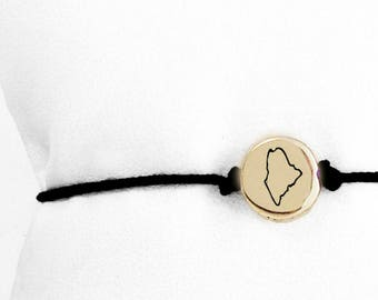 Maine Friendship Bracelet