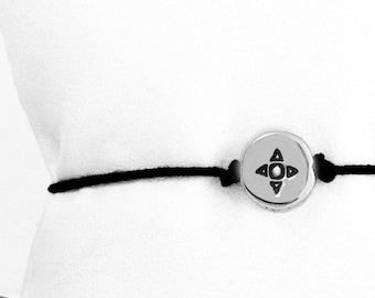 Graduation Gift, Best Friend Gift, Compass Jewelry, Friendship Bracelet, Inspirational, Compass Bracelet, Compass Charm, Travel Gift