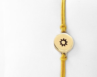 Sun Friendship Bracelet