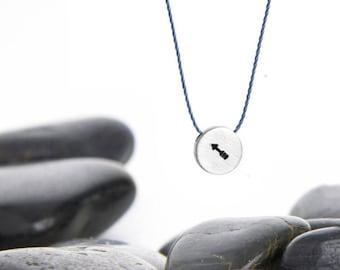 Arrow Necklace, Arrow Jewelry, Arrow, Archery Necklace, Archery Jewelry, Archery, Layering Necklace, Silver Arrow, Arrow Pendant