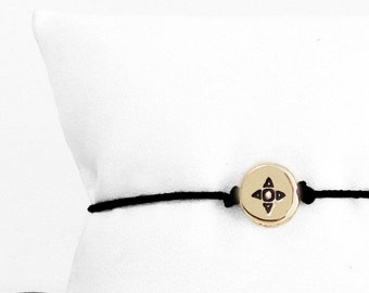Compass Friendship Bracelet