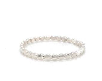 Silver Ring, Stackable Ring, Thin Ring, Sterling Silver Ring, Dainty Ring, Stacking Rings, Rings, Silver Ring, Thin Gold Ring