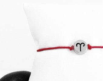 Aries Friendship Bracelet
